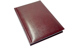 Diaries for sale Plain Leatherate