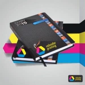 Laminated Diaries Johanneburg - calendar printing