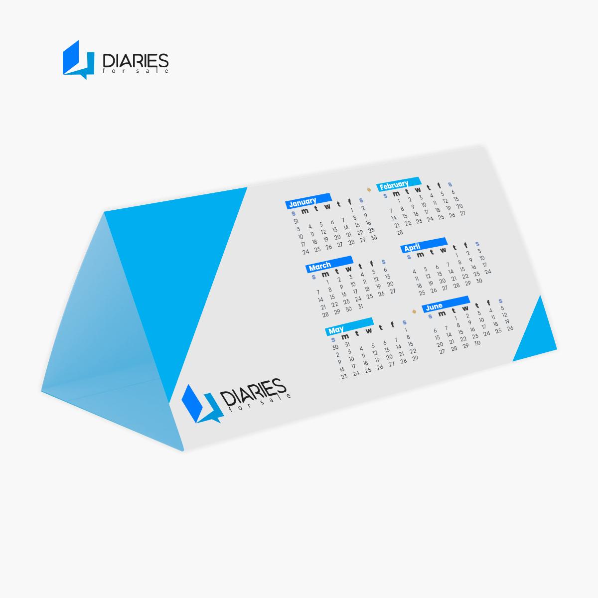 2020 Budget Triangle calendars / Free Branding - Calendar ...